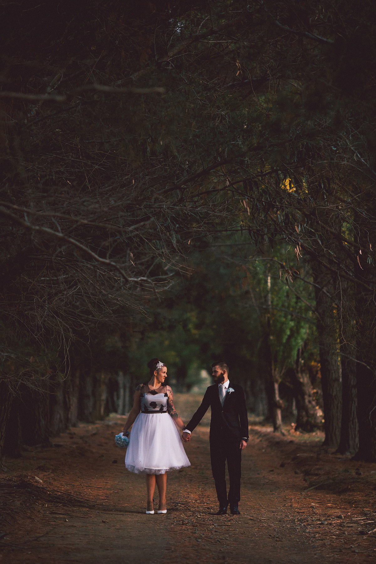 Canberra Wedding Photography - Justin and Bree - 0005